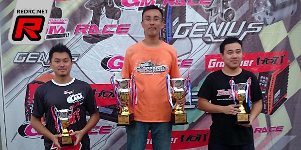 Fai Ho wins at GM Touring Car Championship Rd3