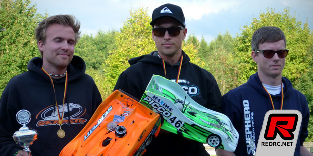 Pietsch & Kraegefski wins German 1/8th nationals