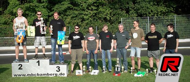 German Pro10 national championship - Report
