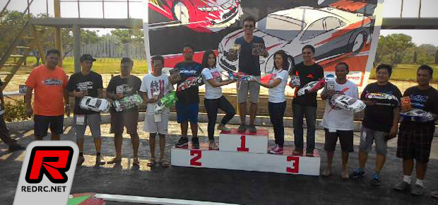 Indonesia Electric On-road National Champs – Report