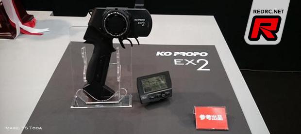 KO Propo EX2 2.4GHz radio