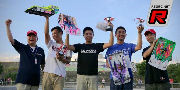 JJ Wang wins at KO Propo GP Taiwan