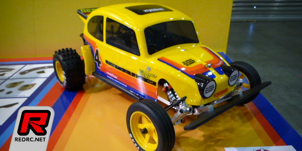 Kyosho Beetle 1/10th 2WD re-release coming soon