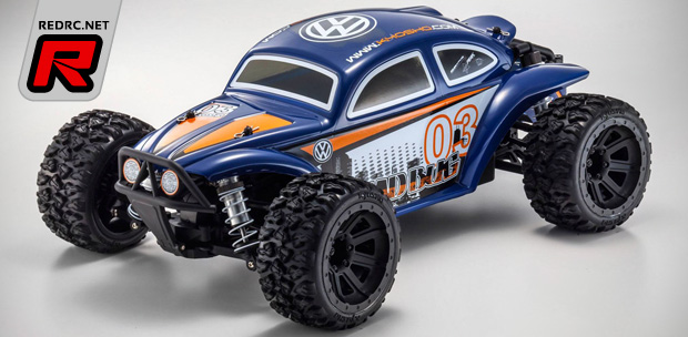 Kyosho 1/10th Mad Bug VE ReadySet