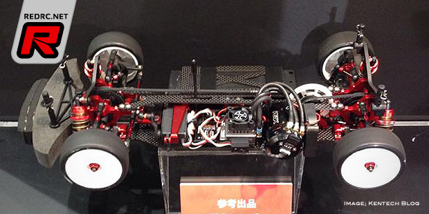 Kyosho working on updated TF6 touring car