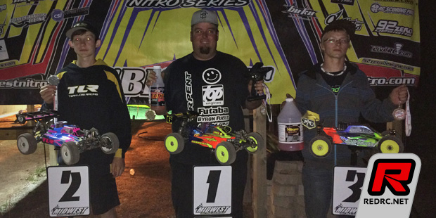 Mike Truhe wins at Midwest Nitro Series