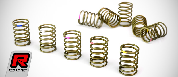 Muchmore Flex Spring G8 touring car shock springs