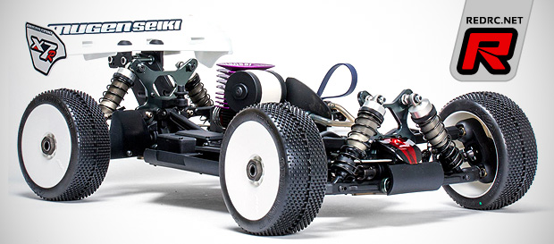 Mugen MBX7R 1/8th nitro off-road buggy