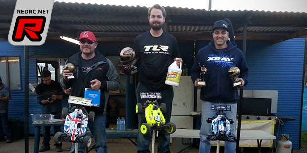 Shane Kelly wins at NSW State Titles