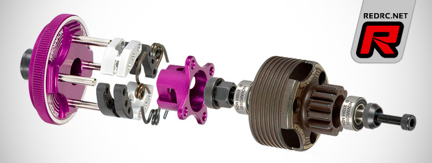 Novarossi introduce new 1/8th buggy clutch