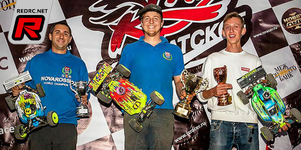 Zanchettin & Morozov win at Russian Novarossi Trophy
