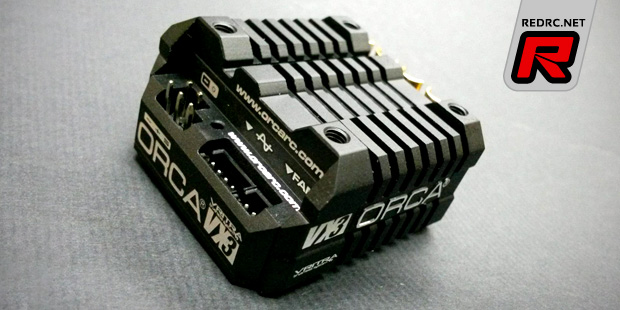 Orca VX3 brushless speed controller