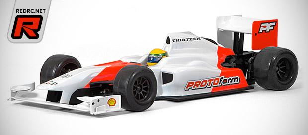 Protoform Thirteen & Fourteen F1 bodies