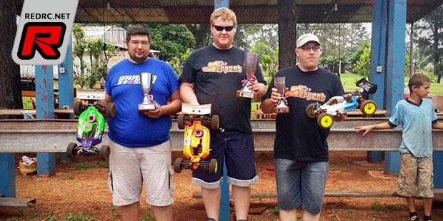 Manuel Dressler wins at Paraguay national champs