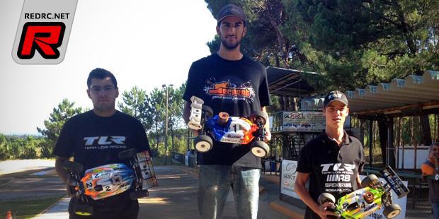 Carlos Duraes wins in Portugal