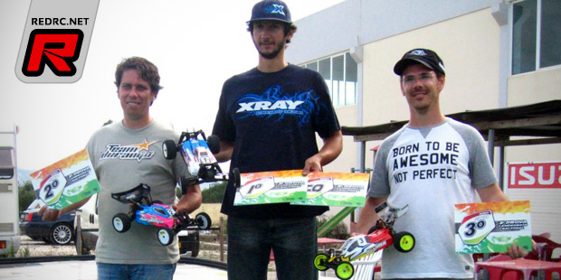 Matias & Coelho win at Portuguese buggy nats Rd3