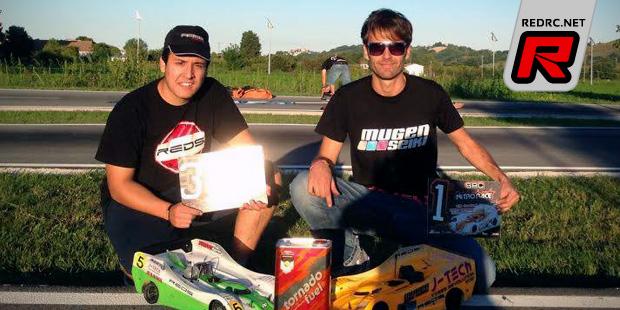 Jonatan Marchetti successful at SRC Nitro Race