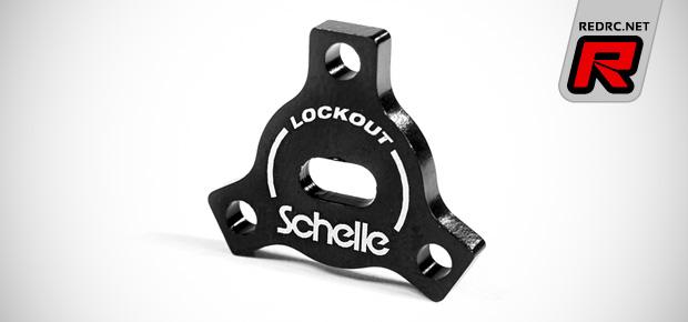 Schelle Racing Nova slipper lockout plate