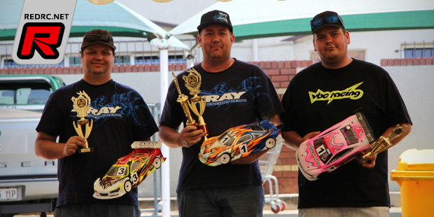 South African Championships Rd4 – Report