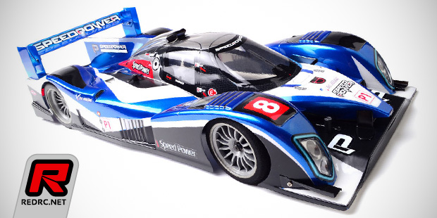 Speed Power 1/10th LM-P Le Mans bodyshell