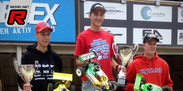 David Ronnefalk takes Swedish Cup Series