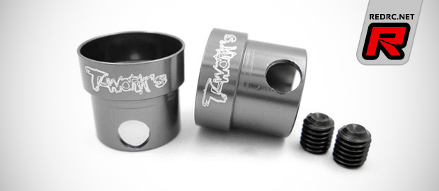 T-Work's MBX6/7 & RR8 centre driveshaft collars