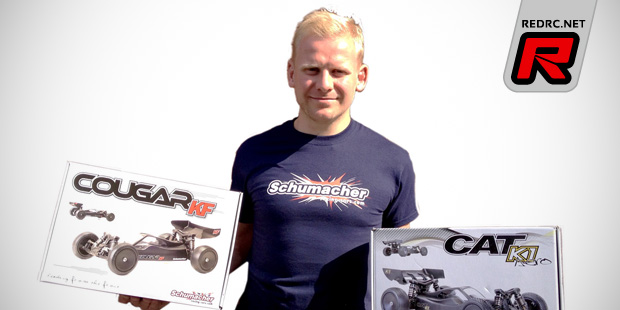 Richard Taylor joins Schumacher