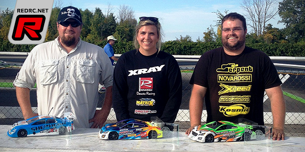 Loran Whiting wins at US Midwest Series