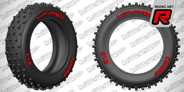 VP Pro Condor 1/10th buggy tyres