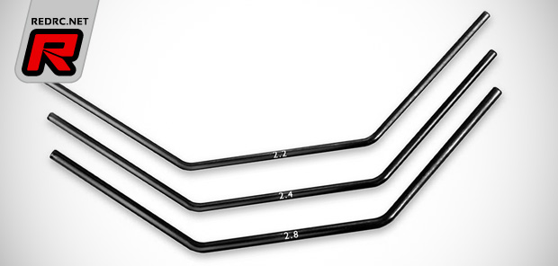 Optional Xray RX8 front anti-roll bars