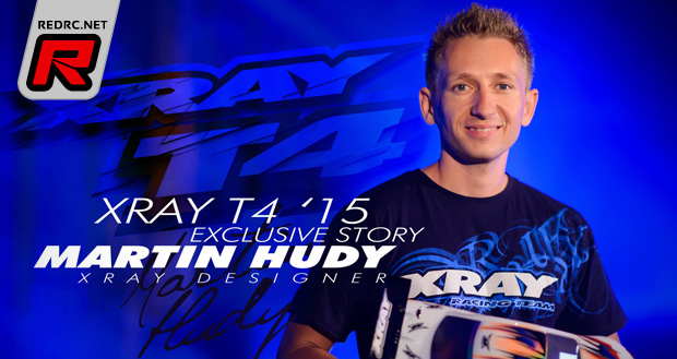 Xray T4'15 – Exclusive Introduction coming soon