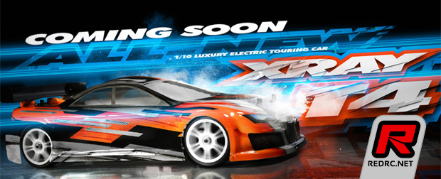 Xray T4 2015 Spec – Coming soon