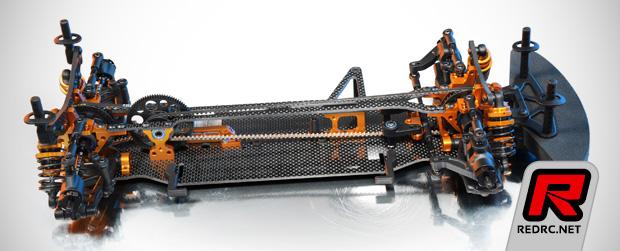 Xray T4'15 electric touring car kit