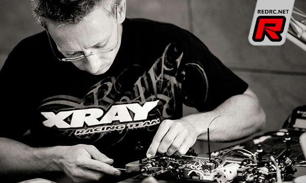 Exclusive – Making the Xray T4'15