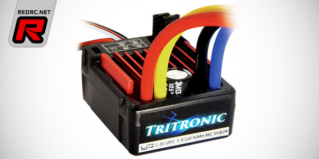 Yeah Racing Tritronic 60A brushed speed controller