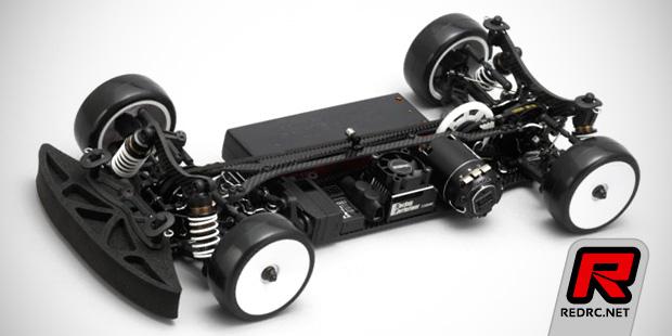 Yokomo BD7 2015 Black Series touring car kit