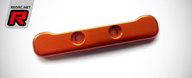 ZZRacing XB4 aluminium front bumper