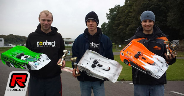 Kyle Branson wins BRCA 1/8th Nationals Rd9