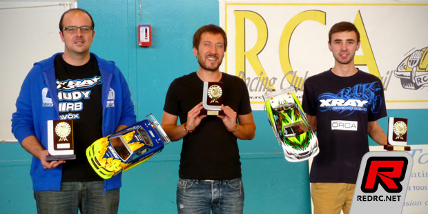 French Winter Series Rd1 – Report