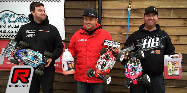 Elliott Boots wins at Herts Winter Series Rd2