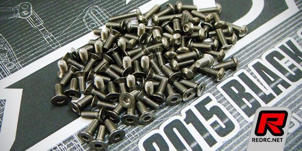 Hiro Seiko BD7-2015 lightweight screw kits
