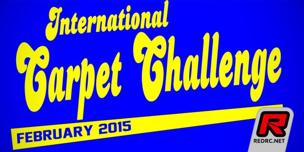 International Carpet Challenge 2015 – Announcement