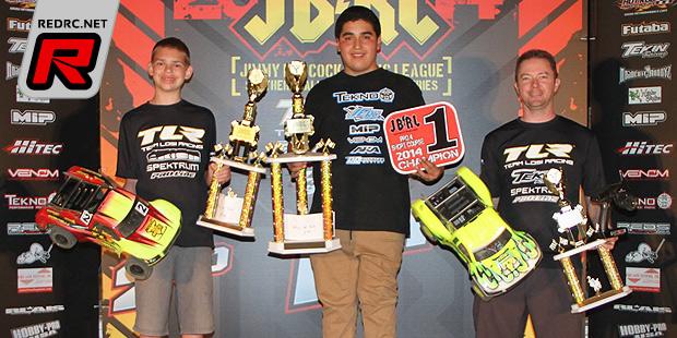 Rudy Rico takes E-Buggy & Pro4 JBRL E-series titles