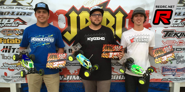 Turner & McDuffie win at JBRL Electric Series Rd9