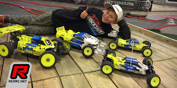 Daniel Kobbevik sweeps JC Challenge Norway Rd1