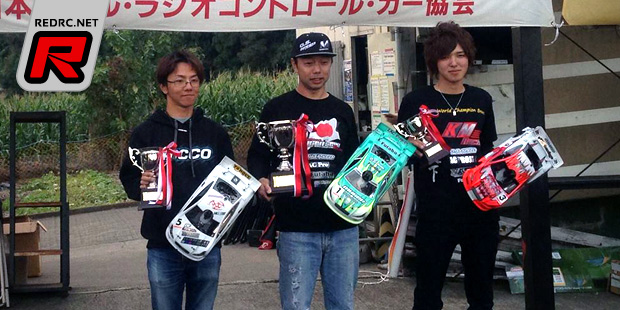 Takaaki Shimo takes Open class at JMRCA 200mm nats