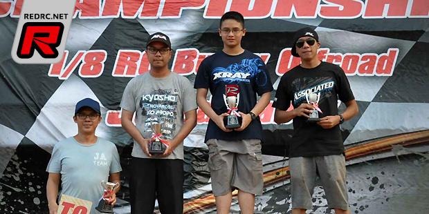Jason Nugroho wins Jakarta Buggy Championship Rd5