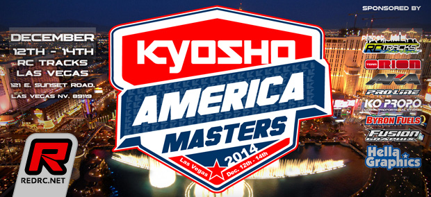 1st Annual Kyosho America Masters – Announcement