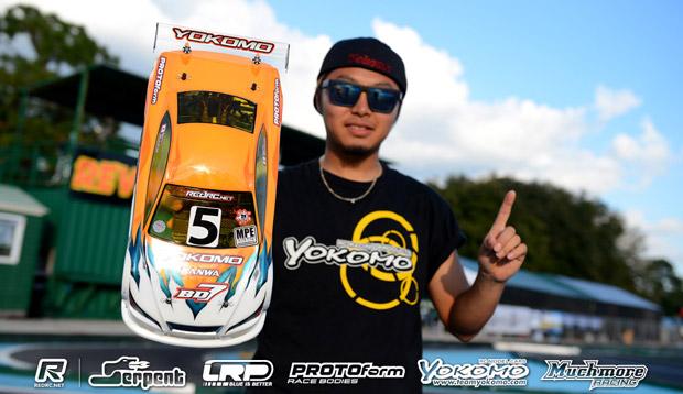 Matsukura takes first qualifier at Touring Car Worlds