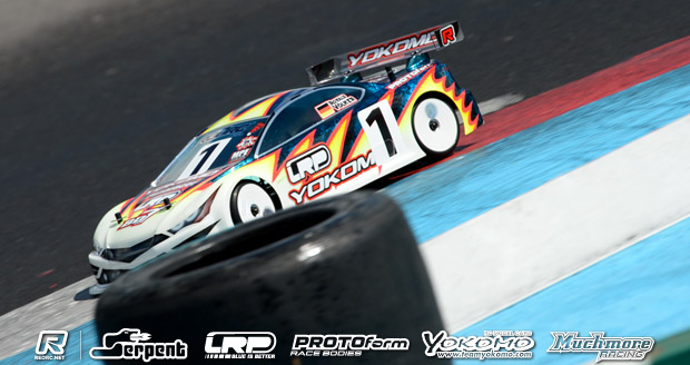 Volker TQ's second qualifier